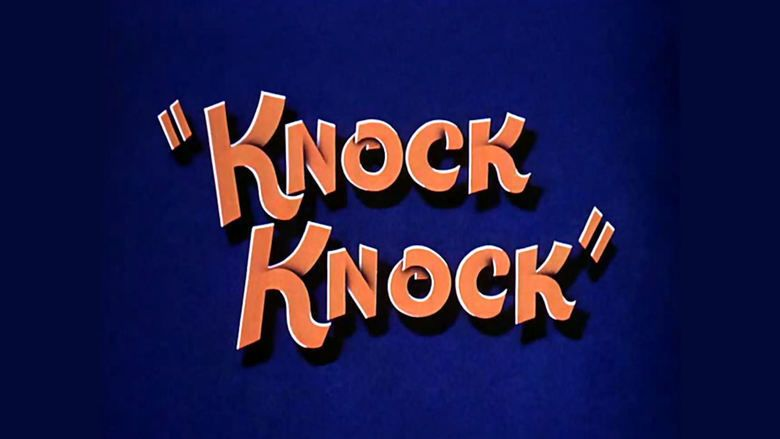 Knock Knock (1940 film) movie scenes