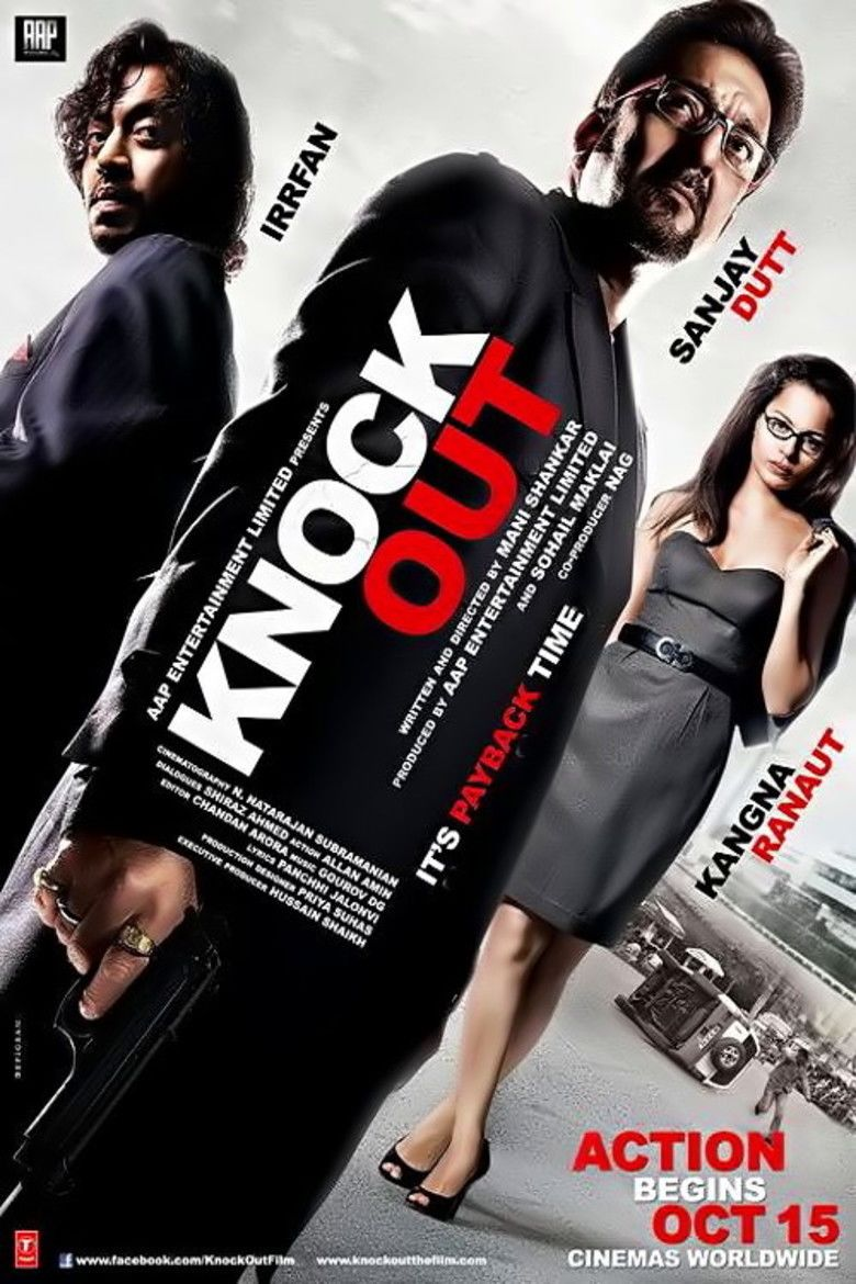 Knock Out (2010 film) movie poster