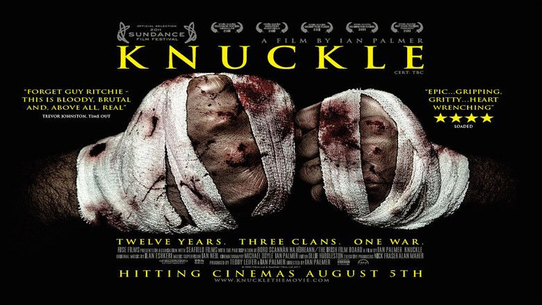 Knuckle (film) movie scenes