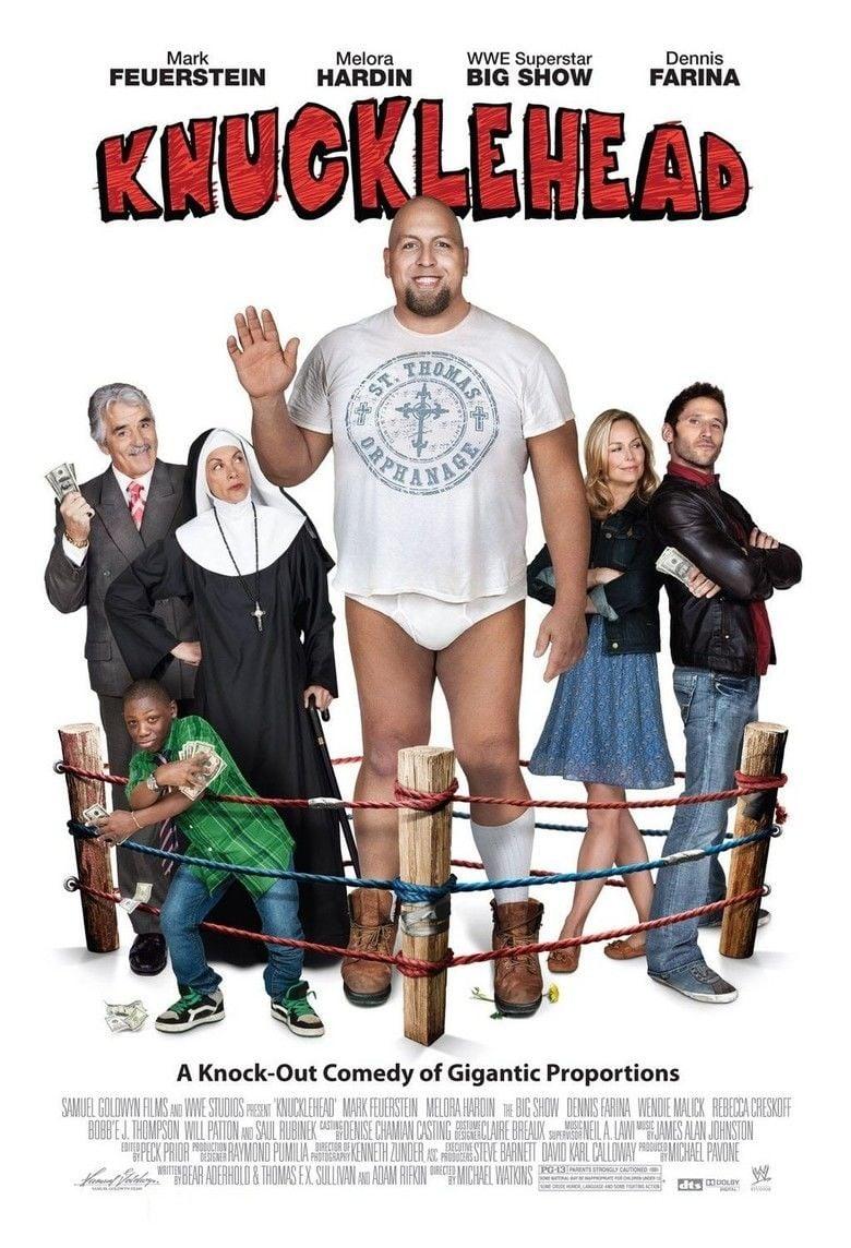 Knucklehead (film) movie poster