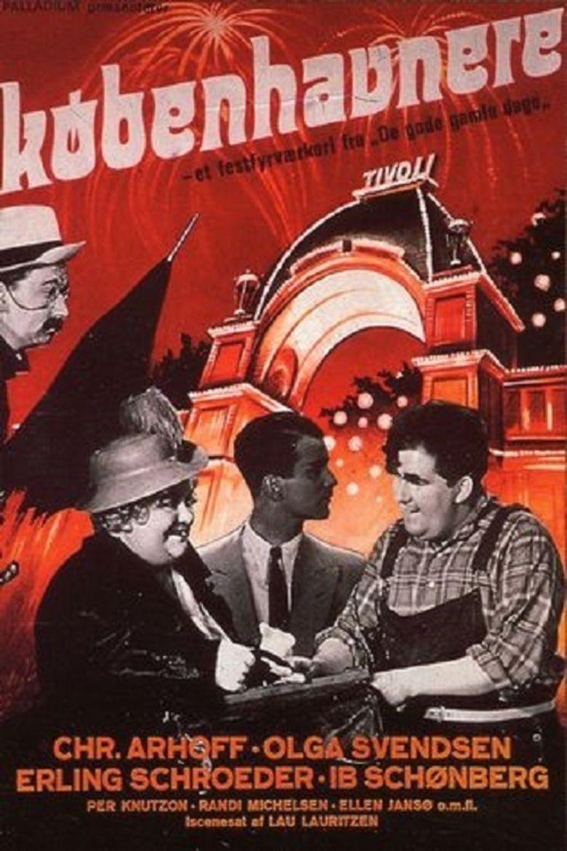 Kobenhavnere movie poster