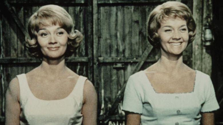 Kohlhiesels Daughters (1962 film) movie scenes