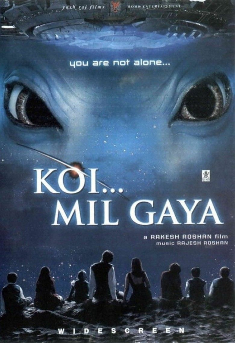 Koi Mil Gaya movie poster