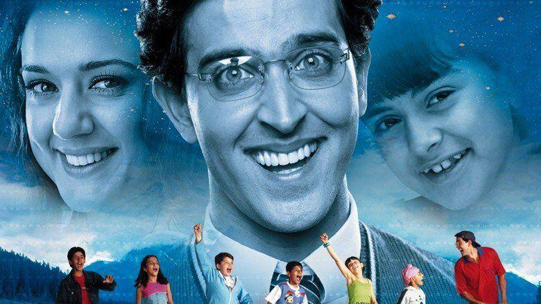 Koi Mil Gaya movie scenes