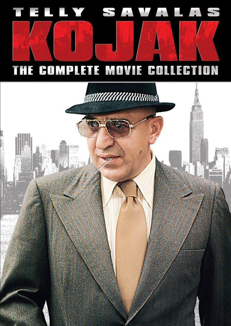 Kojak: The Price of Justice movie poster