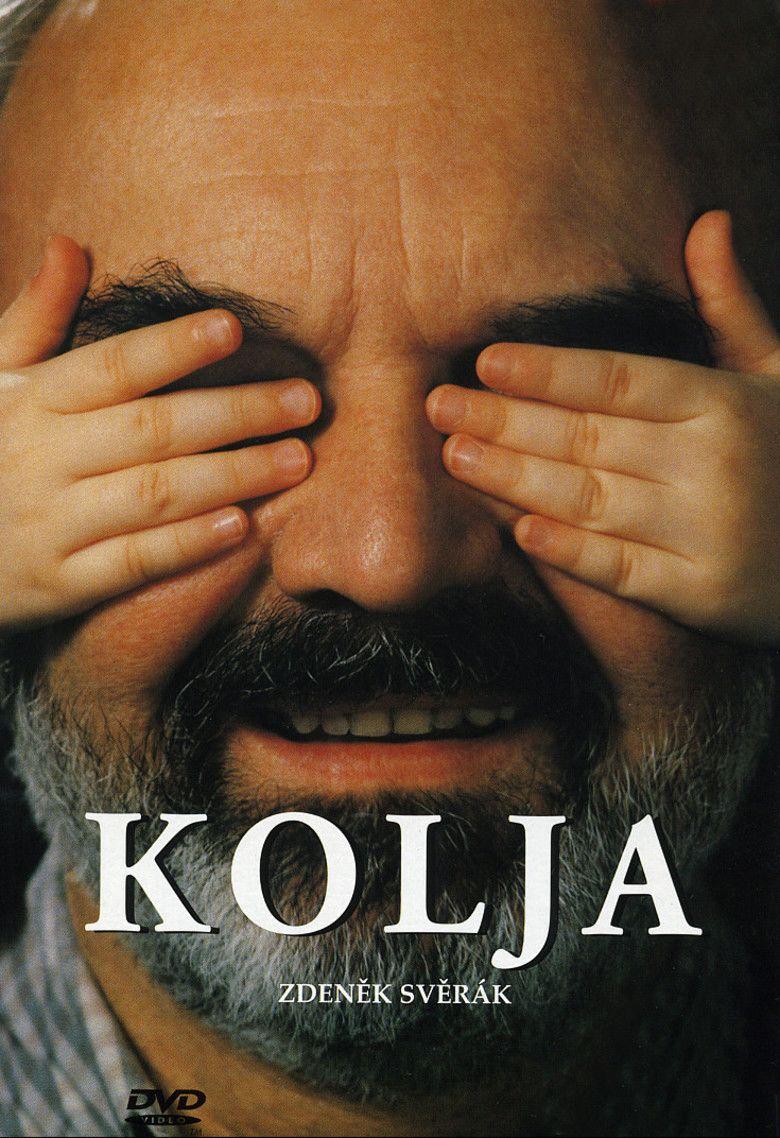 Kolya movie poster