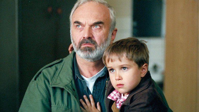 Kolya movie scenes