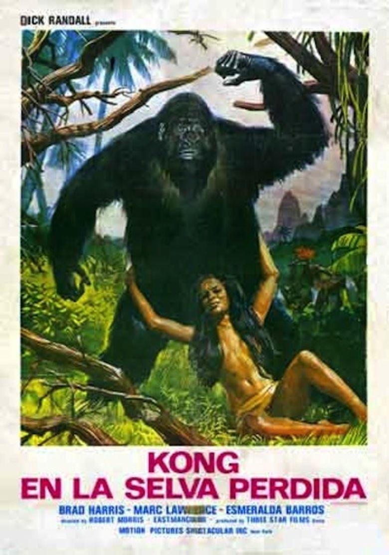 Kong Island movie poster