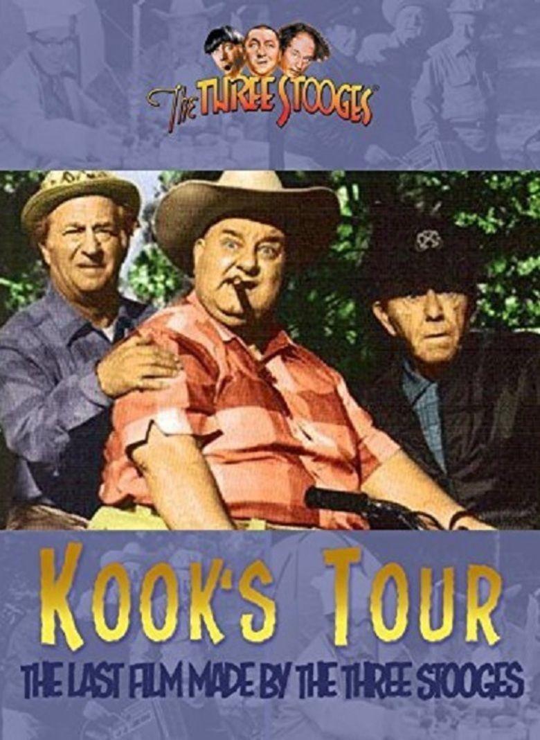 Kooks Tour movie poster