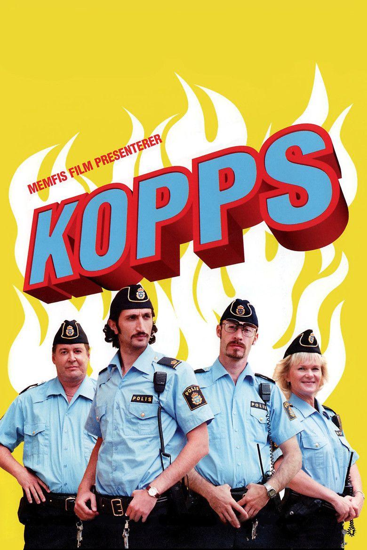 Kopps movie poster