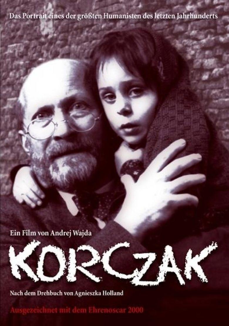 Korczak (film) movie poster