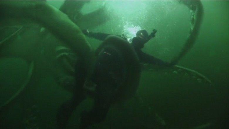 Kraken: Tentacles of the Deep movie scenes