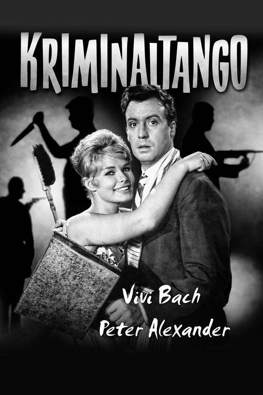 Kriminaltango (film) movie poster