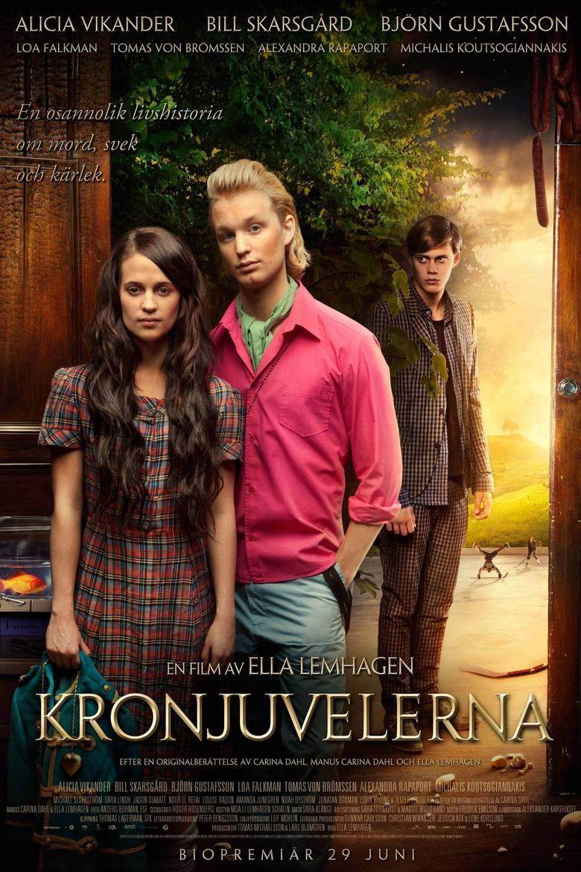 Kronjuvelerna movie poster