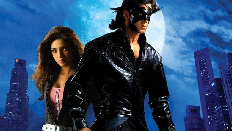 Krrish movie scenes