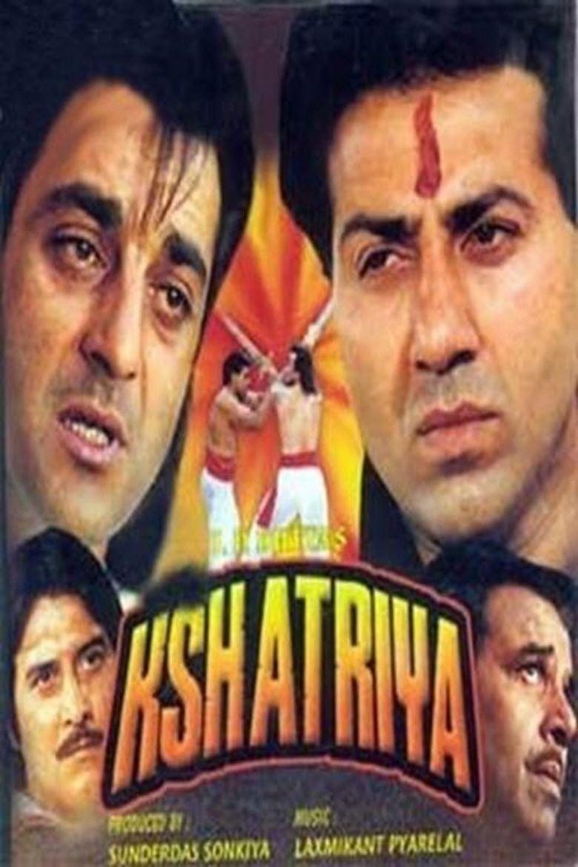 Kshatriya (film) movie poster