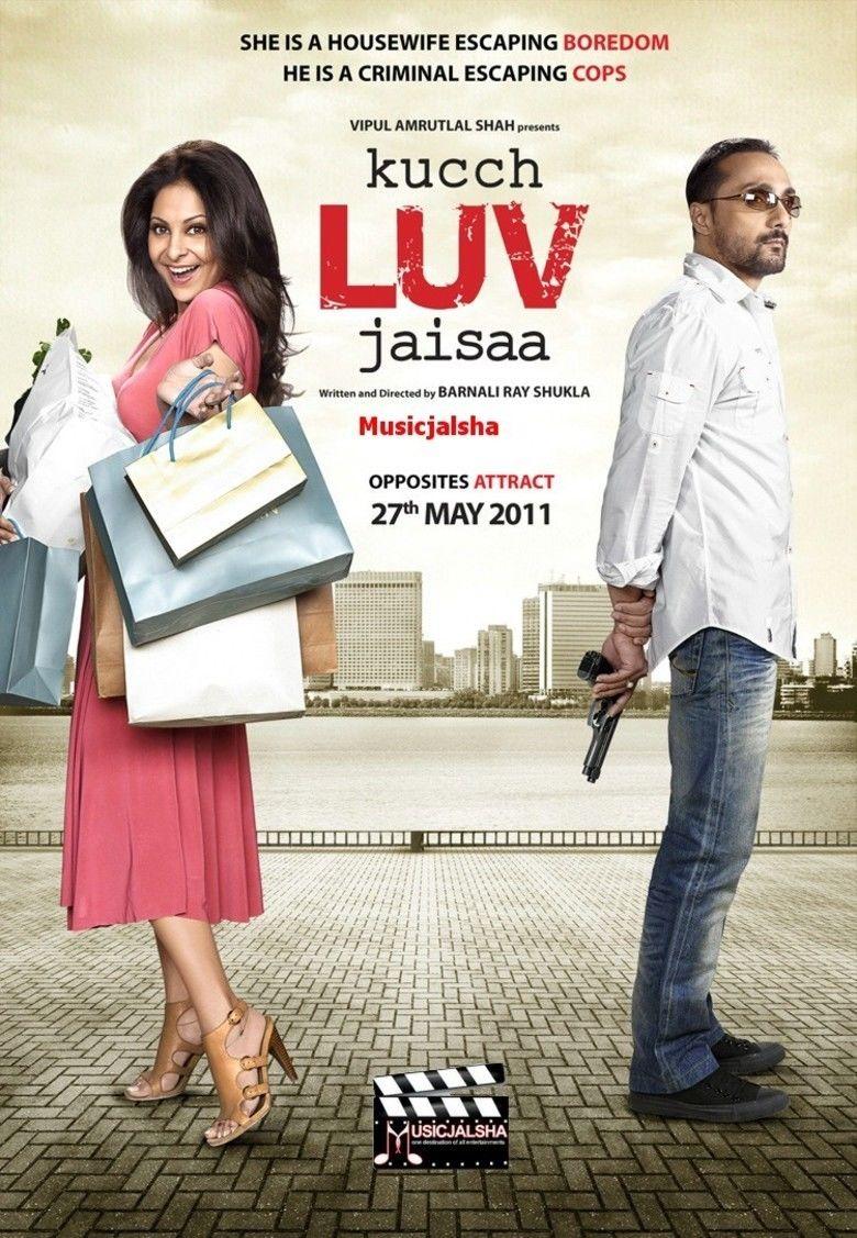 Kucch Luv Jaisaa movie poster