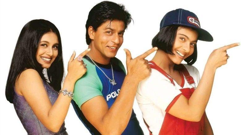Kuch Kuch Hota Hai movie scenes