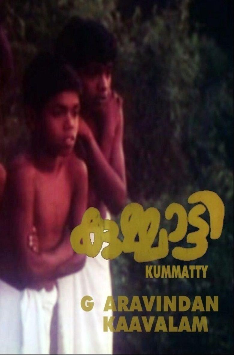 Kummatty movie poster