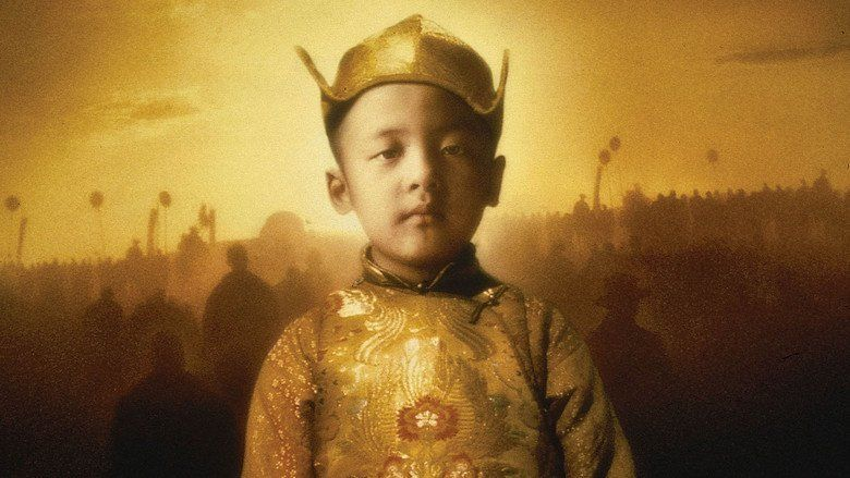Kundun movie scenes