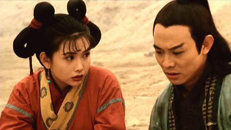 Kung Fu Cult Master movie scenes