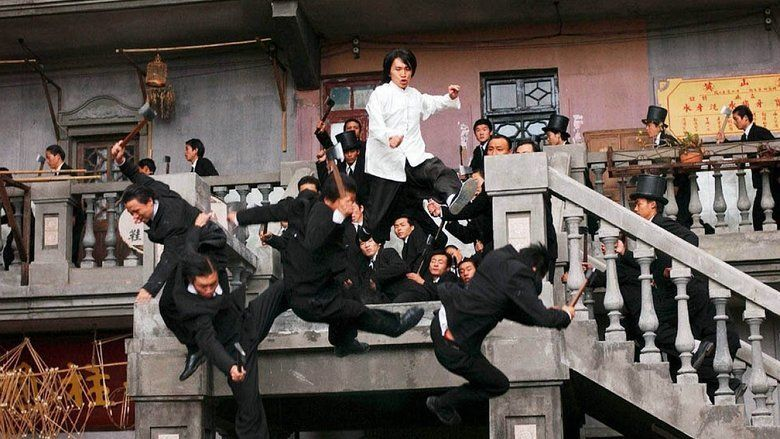 kung fu hustle movie song