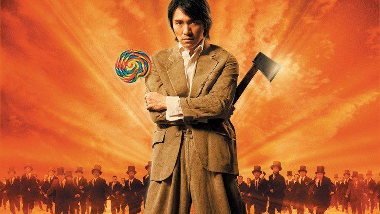 Kung Fu Hustle movie scenes