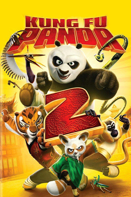 Kung Fu Panda 2 movie poster