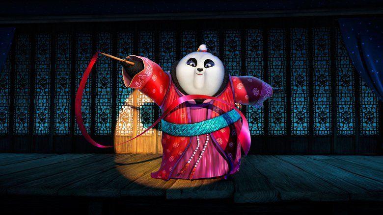 Kung Fu Panda 3 movie scenes