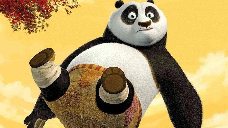 Kung Fu Panda movie scenes