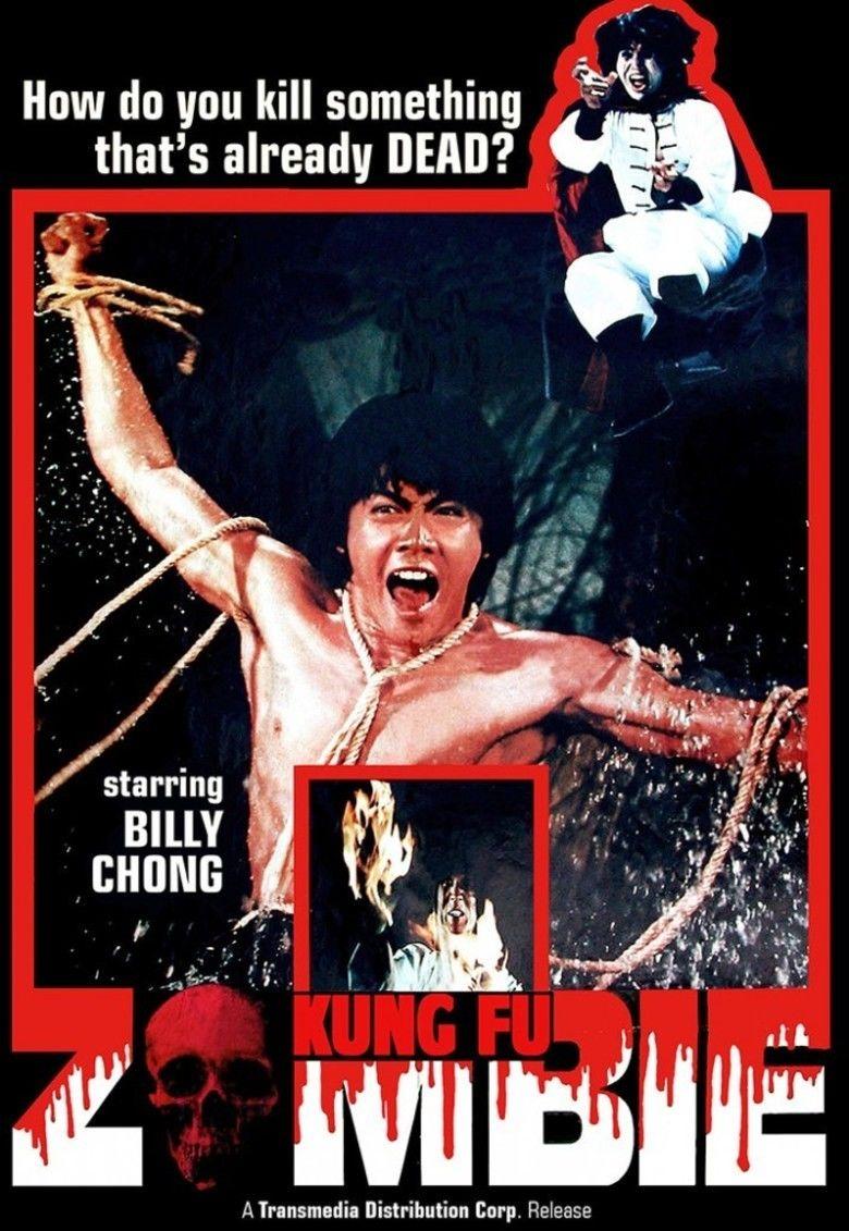 Kung Fu Zombie movie poster