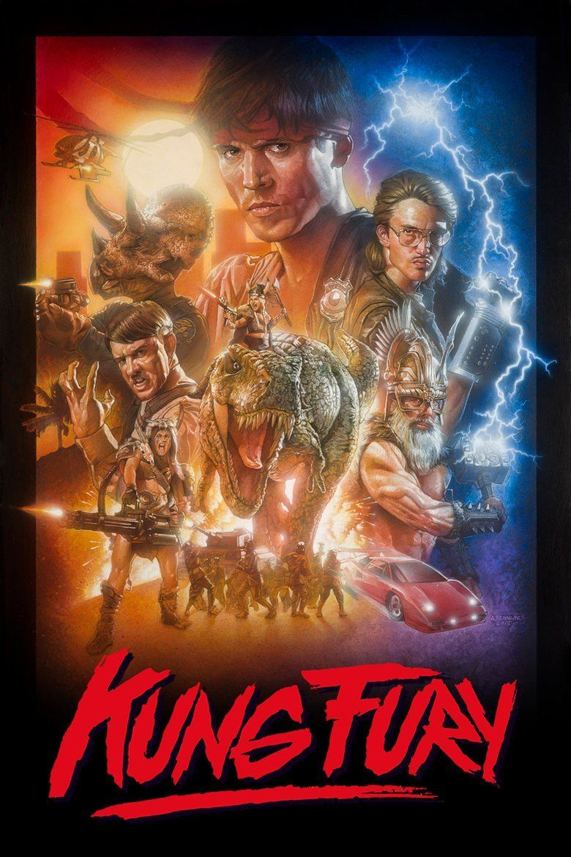 Kung Fury movie poster