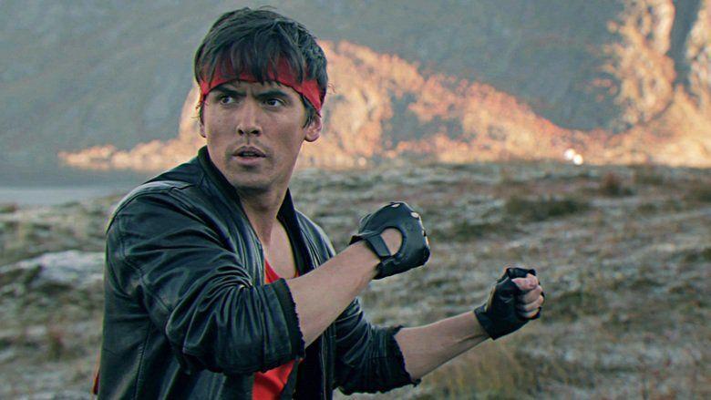 Kung Fury movie scenes