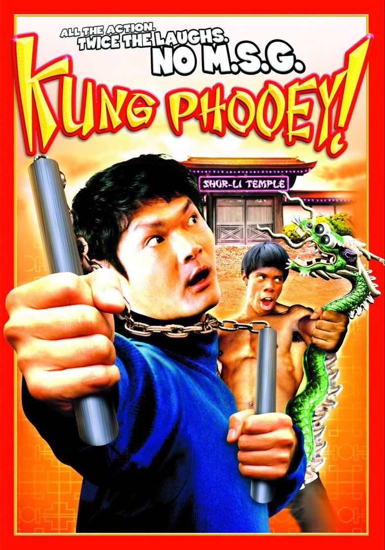 Kung Phooey movie poster