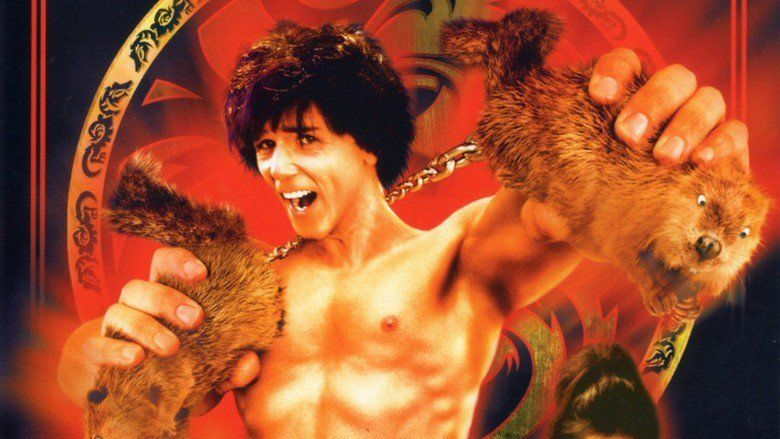 Kung Pow! Enter the Fist movie scenes