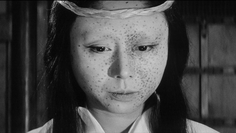 Kuroneko movie scenes