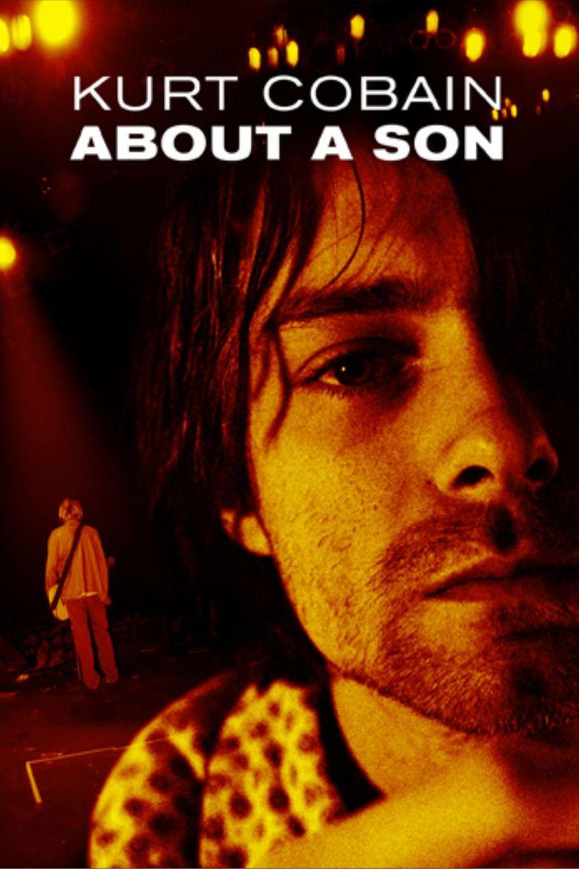 Kurt Cobain: About a Son movie poster