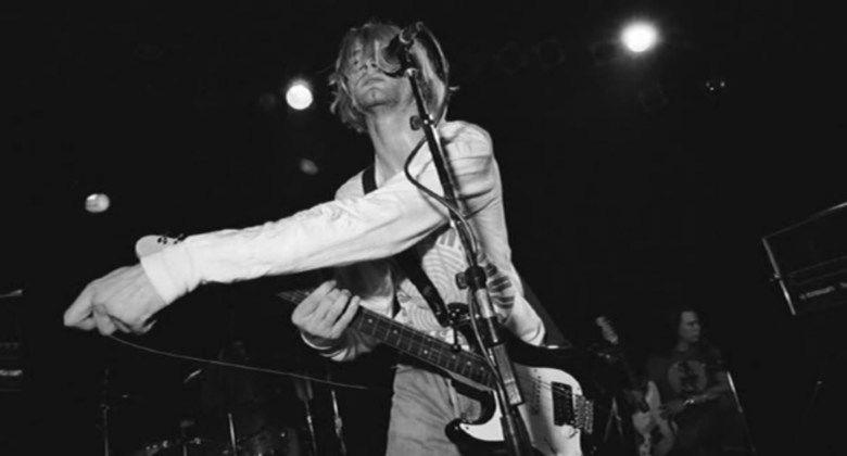 Kurt Cobain: About a Son movie scenes
