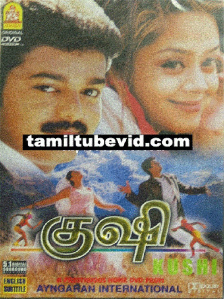 Kushi (2000 film) movie poster