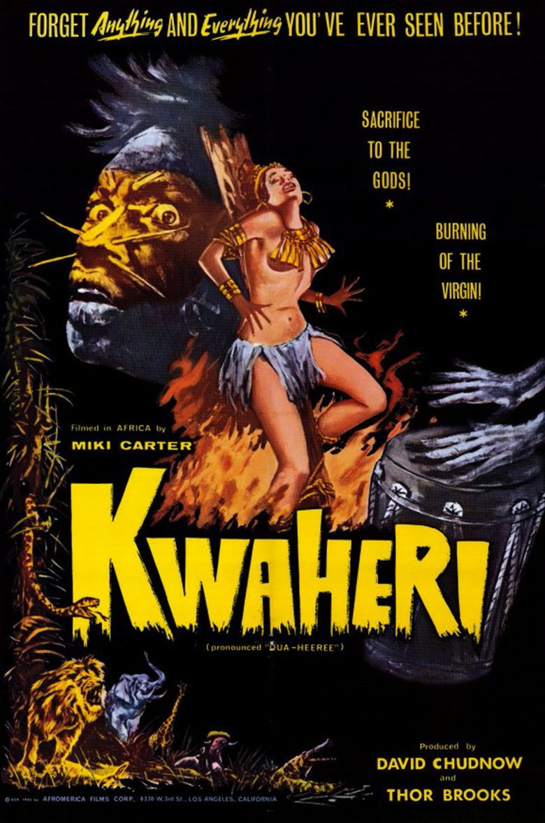 Kwaheri movie poster
