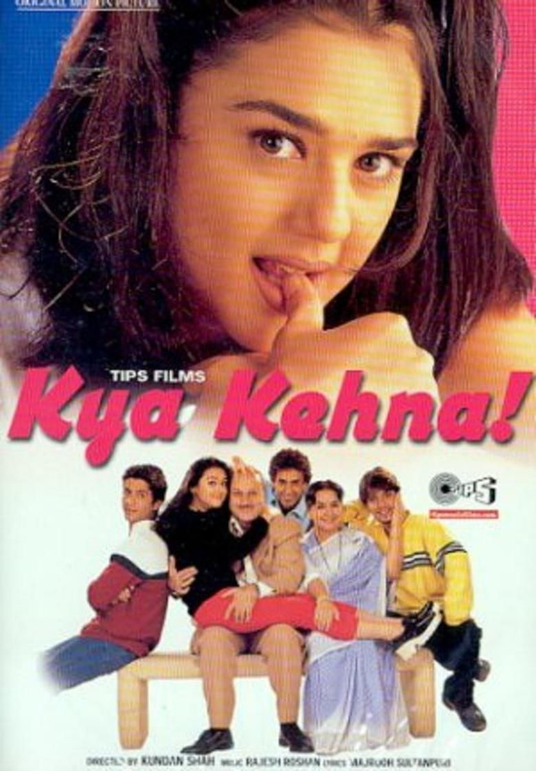 Kya Kehna movie poster