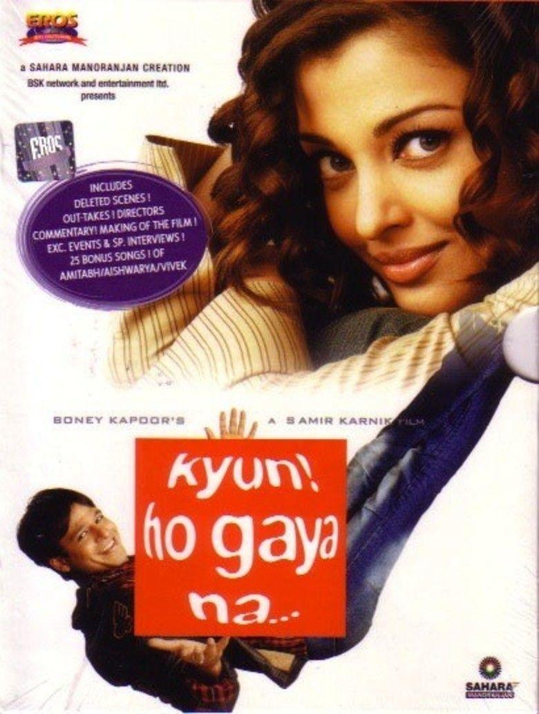 Kyun! Ho Gaya Na movie poster