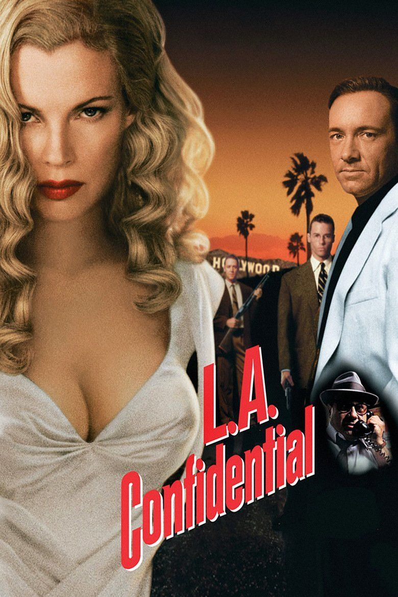 LA Confidential (film) movie poster