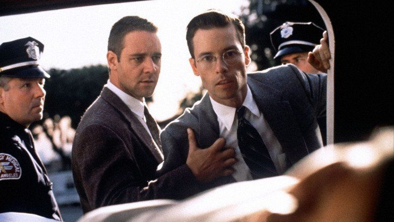 LA Confidential (film) movie scenes