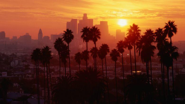 LA Story movie scenes