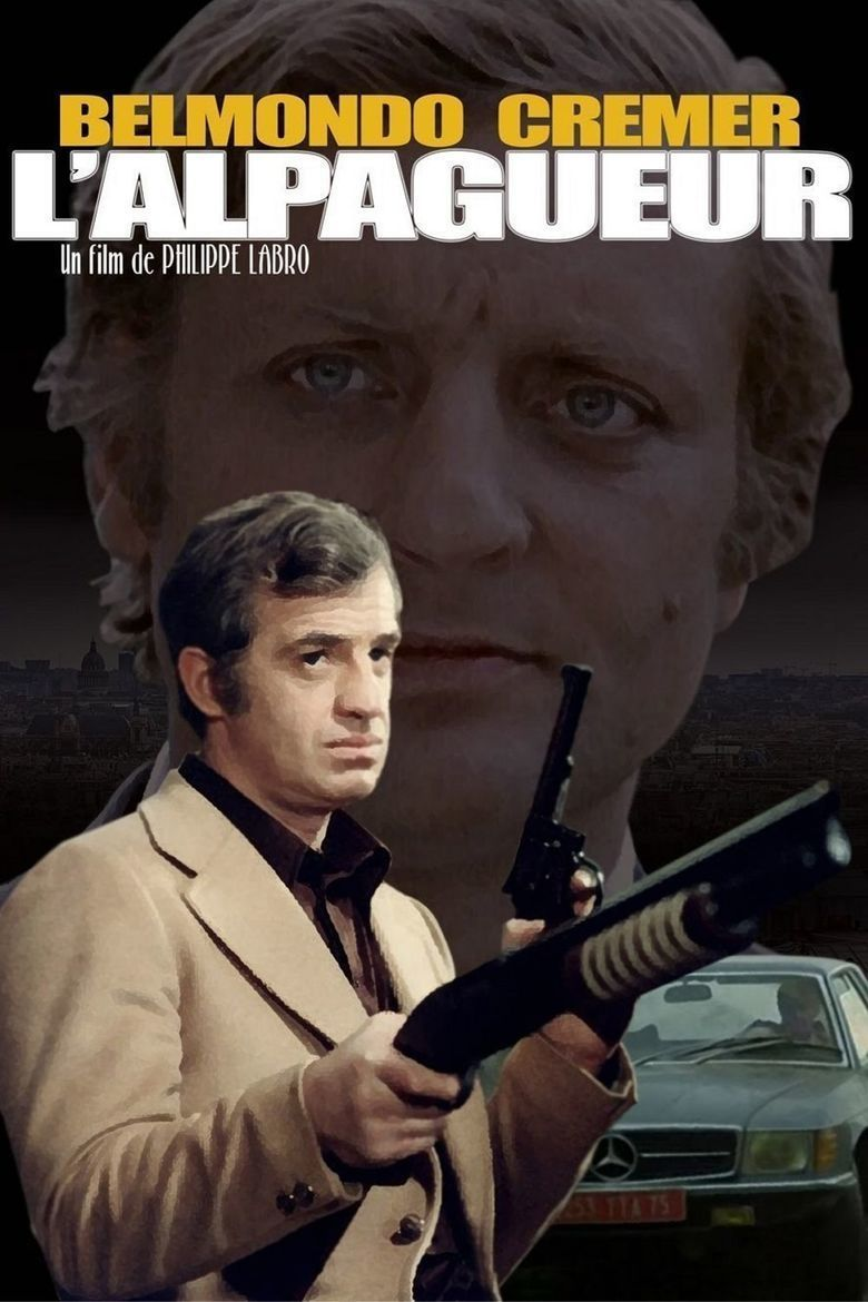 LAlpagueur movie poster
