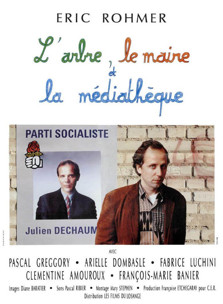 LArbre, le maire et la mediatheque movie poster