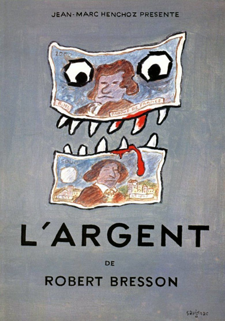 LArgent (1983 film) movie poster