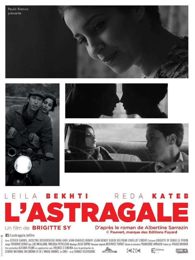 LAstragale movie poster