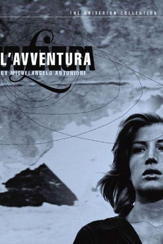 LAvventura movie poster